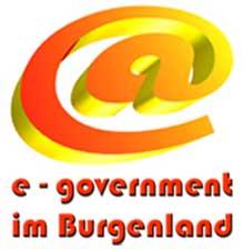 logo e-government burgenland