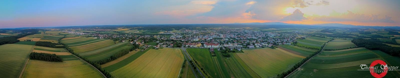 Panorama Oberwart by Thomas Supper Fotografie Bilderschachtel